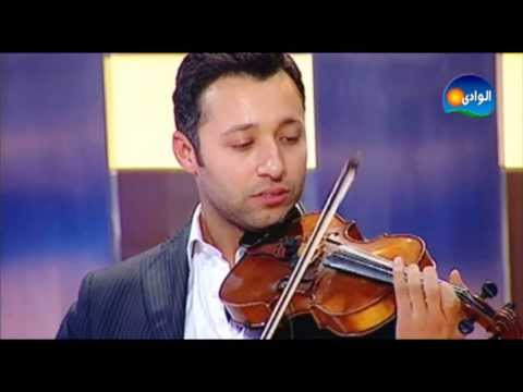 Ahmed Fahmy - Ala Kamanga  / أحمد فهمي - عزف على الكمنجة