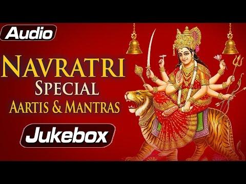 Navratri Special - Aarti & Mantra | Anup Jalota Bhajans | Bhakti Songs
