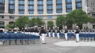The Daily Greg at the US Navy Memorial