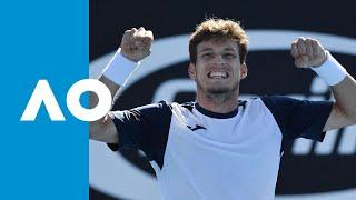 Fabio Fognini v Pablo Carreno Busta match highlights (3R) | Australian Open 2019