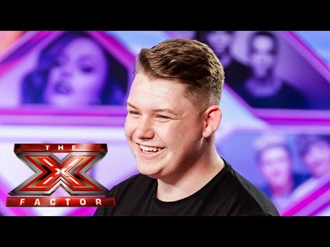 Michael Rice sings Whitney Houston's I Look To You | Room Auditions Week 2 | The X Factor UK 2014