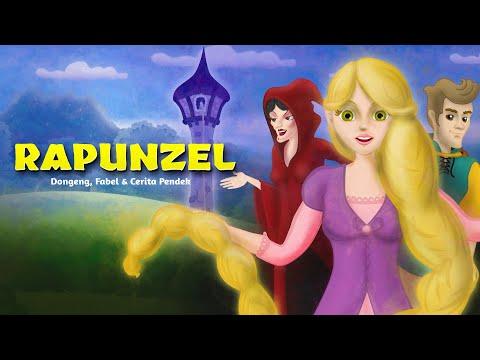 Rapunzel Kartun Anak Cerita2 Dongeng Anak Bahasa Indonesia Cerita Anak Anak Youtube