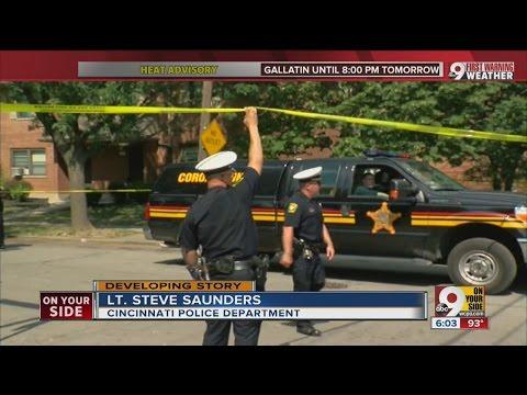 Multiple shootings reported in Cincinnati in past 24 hours