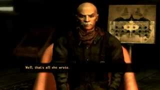 Blind Let's Play - Fallout: New Vegas Ep 1 - Character Setup