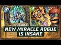 New Miracle Rogue Is Insane The Boomsday Project Hearthstone mp3