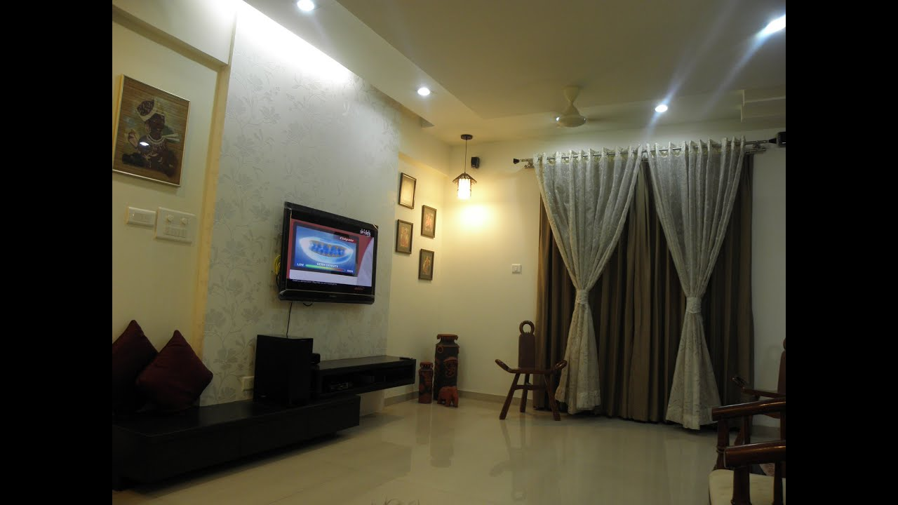 Design the interiors of your 2bhk flat ...