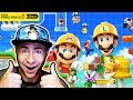 THIS LOOKS AWESOME // Mario Maker 2 Nintendo Direct Reaction, Commentary, Predictions