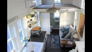 Cute As A Button Tiny House Cottage