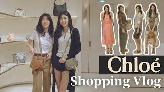 [Chloe shopping vlog] 저희랑 같이 쇼…