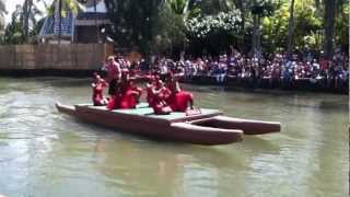 Polynesian Culture Center: Tonga