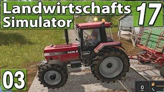 LS17 PLAYTEST #3 ► Action auf dem Hof ► Landwirtschafts Simulator 17 | LS 17