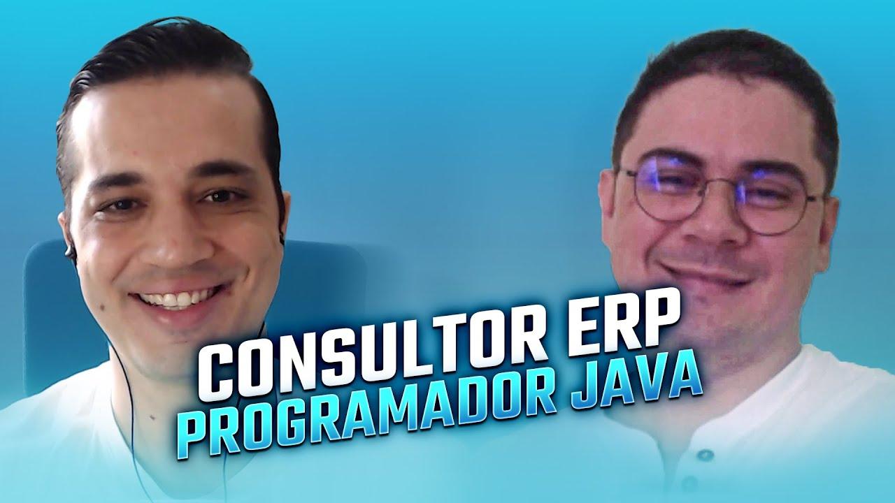 Por que um consultor RP se tornou programador JAVA?