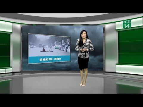 Thời tiết tổng hợp 19h 09/12/2018: Miền Trung mưa lớn gây ngập lụt nghiêm trọng | VTC14