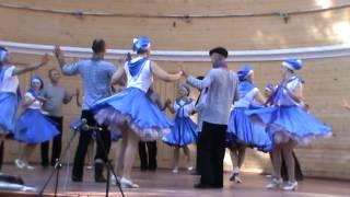 Одесский народный танец - сделано в Севастополе