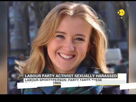 Labour party activist sexually harassed, threatened not to report