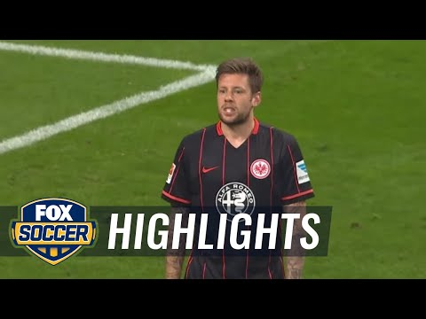 Eintracht Frankfurt vs. FC Schalke 04 | 2015–16 Bundesliga Highlights