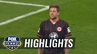Video Gol Pertandingan Eintracht Frankfurt vs Schalke 04