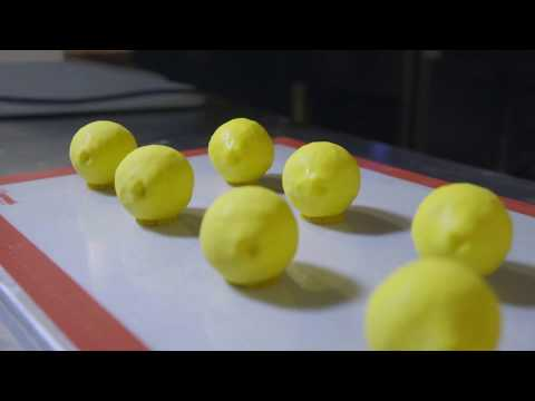 Pavoni Italia Professional | Cédric Grolet - How to use - Citron individuelle