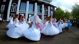 Парад невест 2017 у ДК Дружба