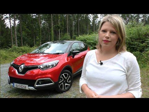 Renault Captur 1.5 dCi 90 Diesel Review - ChangingLanes.ie