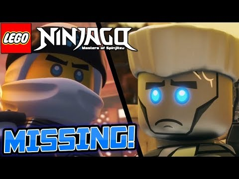 ninjago:-what-happened-to-zane's-cloak?-🤖