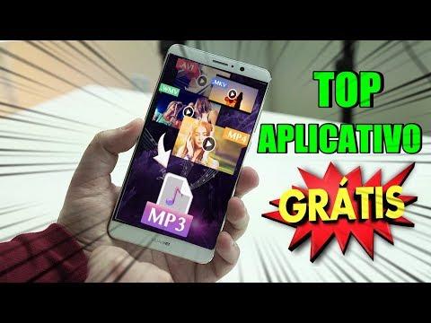 COMO CONVERTE VIDEOS PARA ÁUDIO ( MP3 )