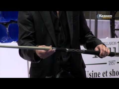 What's In The Billiard Cue Case Of Pierre Soumagne