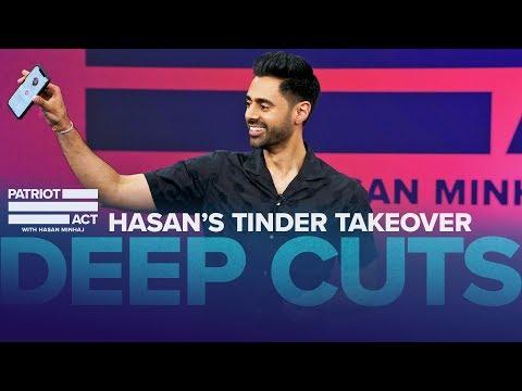 Hasan On How To Survive The Zombie Apocalypse   Deep Cuts   Patriot Act With Hasan Minhaj   Netflix