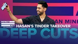 Hasan On How To Survive The Zombie Apocalypse | Deep Cuts | Patriot Act With Hasan Minhaj | Netflix