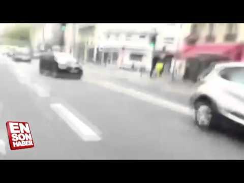 Paris'te PKK'lılara Meydan Dayağı (Azeri Türkleri Af Etmedi)