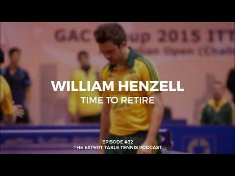 William Henzell: Time to Retire (ETT #32)