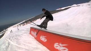 K2 Summer School Bonus edit - Skiing the Mt. Hood park behind the scens