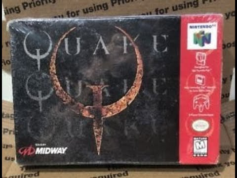 FirstRun#5 Quake 1 acte 4