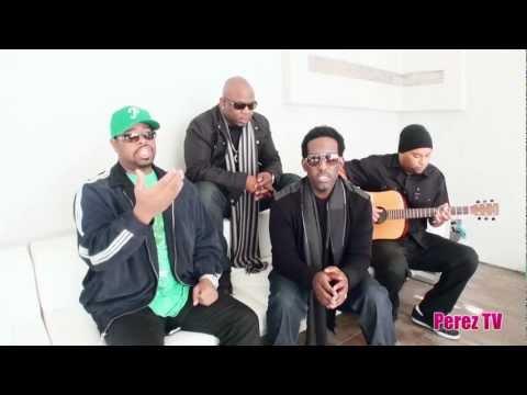 """Boyz II Men - """"Water Runs Dry"""" & """"One More Dance"""" (Perez Hilton Acoustic Performance)"""""""