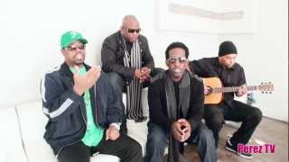 "Boyz II Men - ""Water Runs Dry"" & ""One More Dance"" (Perez Hilton Acoustic Performance)"""