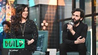 """You"" Star Penn Badgley & Showrunner Sera Gamble Go Over Season Two Of The Netflix Show"