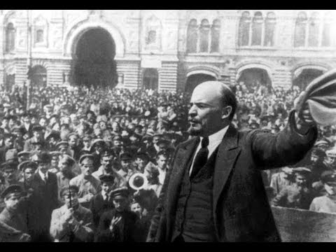 The significance of the Russian Revolution - 100 years on