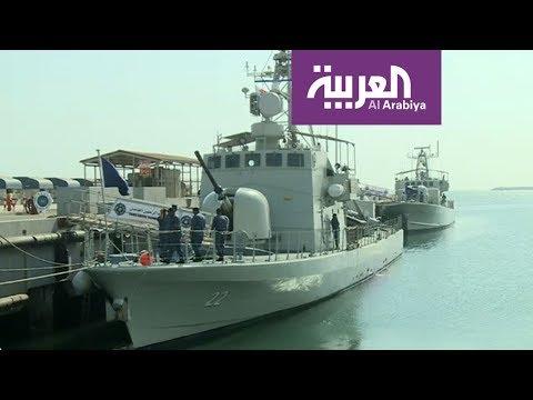 اختتام المناورات البحرية جسر 18 بين السعودية والبحرين  - نشر قبل 3 ساعة