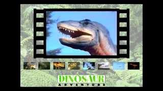 Dinosaur Adventure MS-DOS CD-ROM Version