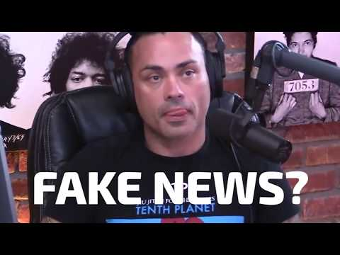 Fake Ass Terrorist Videos with Eddie Bravo & Joe Rogan