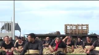 In Honour of Queen Mother Halaevalu Mata'aho - Pangai Lahi Presentations