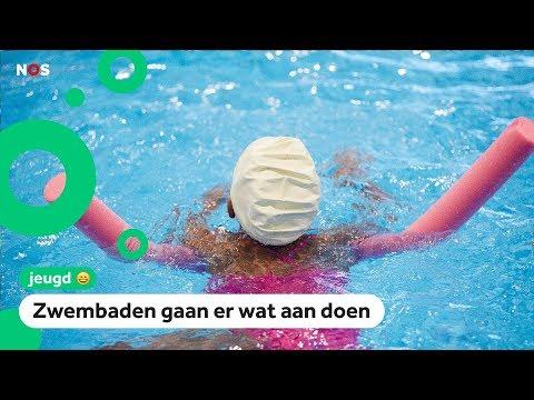 Veel kinderen verleren het zwemmen na hun B-diploma
