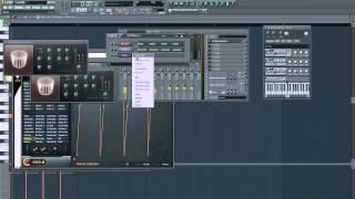 tutorial how to make a edm drop in fl studio 11 full hd