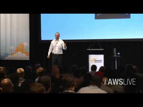 AWS Summit 2012 AU: Simon Elisha - Building Fault Tolerant, Highly Available, Secured Architectures