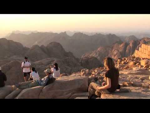 Mount Sinai Climb