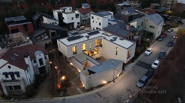 pixelhouse 05 : Jeong Jaeheon_ Pangyo house(건축가 정재헌 _ 판교주택) architecture movie 건축 영상