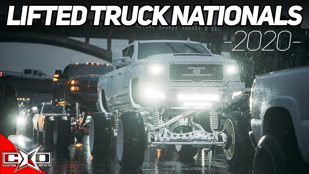 Best Truck Show of the Year!? || LTN 2020