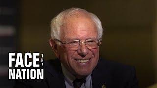 """Sanders dismisses idea of """"limited strike"""" on Iran"""