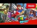 超級瑪利歐 奧德賽 - Nintendo Switch 亞版中文版(拆封無鑑賞期) product youtube thumbnail