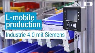 Industrie 4.0 - Ihr Einstieg gemeinsam mit L-mobile und Siemens